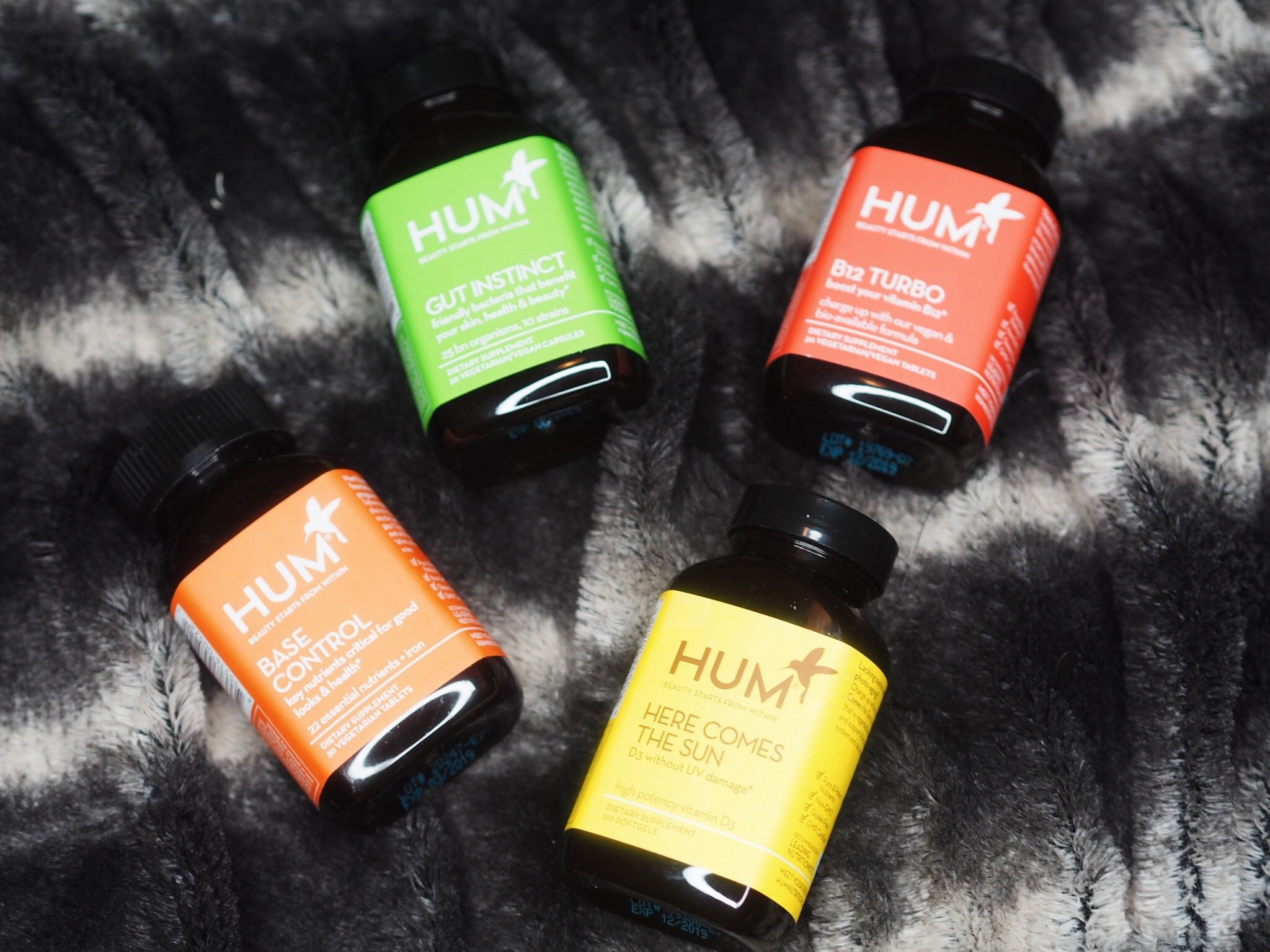 The BEST Hum Nutrition vitamins!