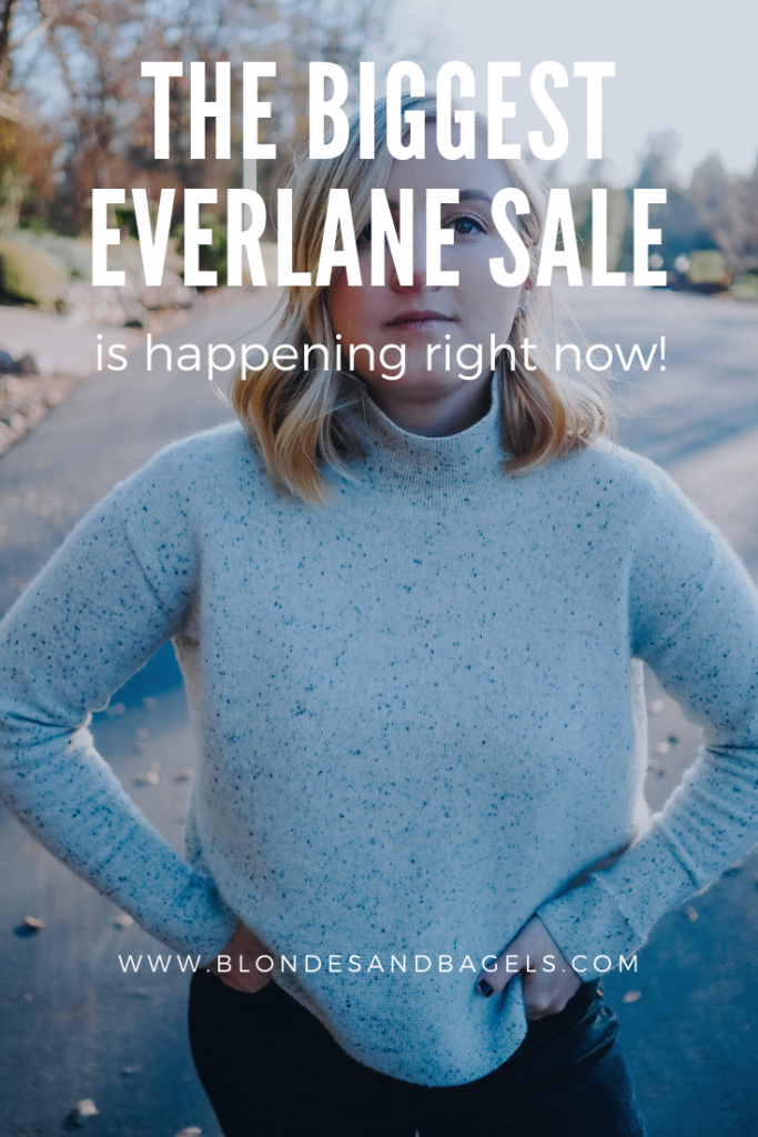 Find the best everlane sale picks in this everlane sale 2019 blog post.