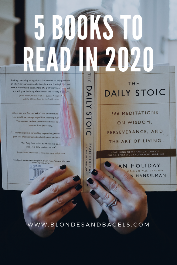 On the hunt for books to read in 2020? This list is for you. From true crime to philosophy, this post is packed with the best books to read in 2020.