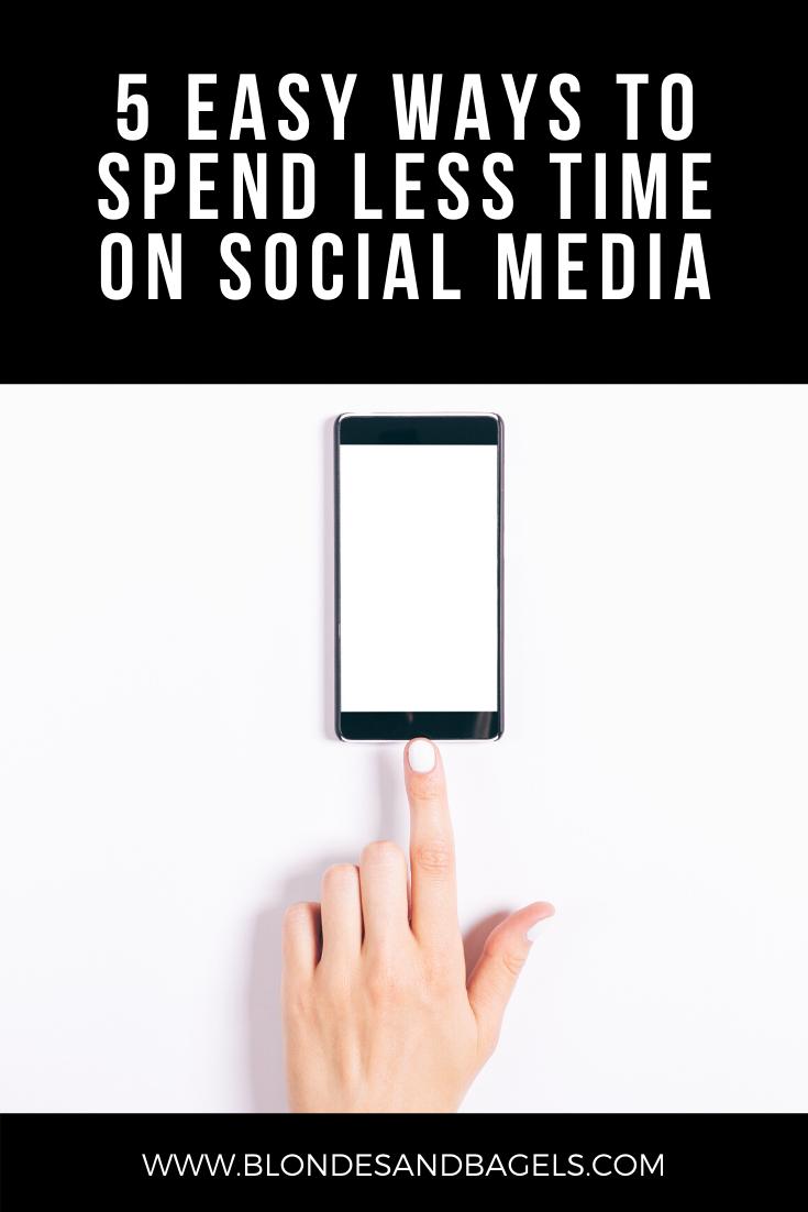 social media detox tips 2020