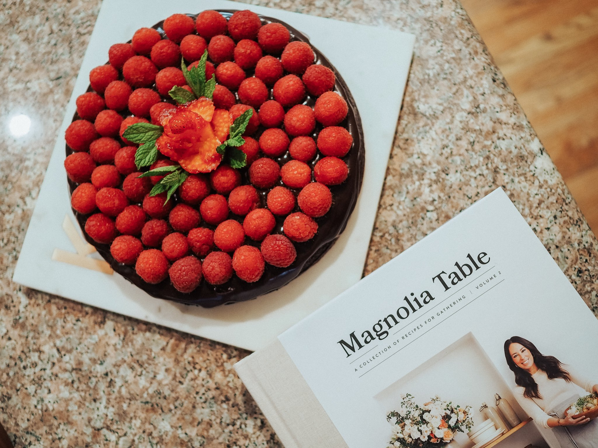 Lifestyle blogger Kelsey from Blondes & Bagels gives a Magnolia Table Volume 2 review of the new Magnolia Table cookbook. Is Magnolia Volume 2 worth it?