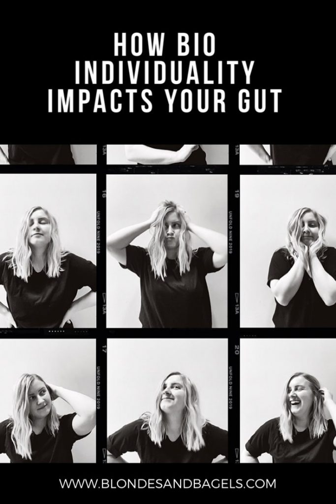 Bio individuality impacts your gut! Curious what is bio individuality and why bio individuality matters? Check out this blog post to learn more.