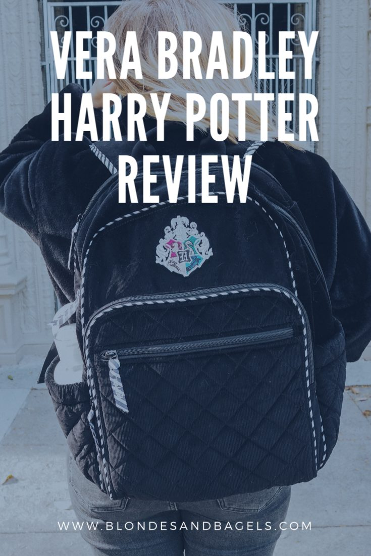 Check out the new Vera Bradley Harry Potter collection pros, cons, and best designs in this thorough Vera Bradley Harry Potter review!