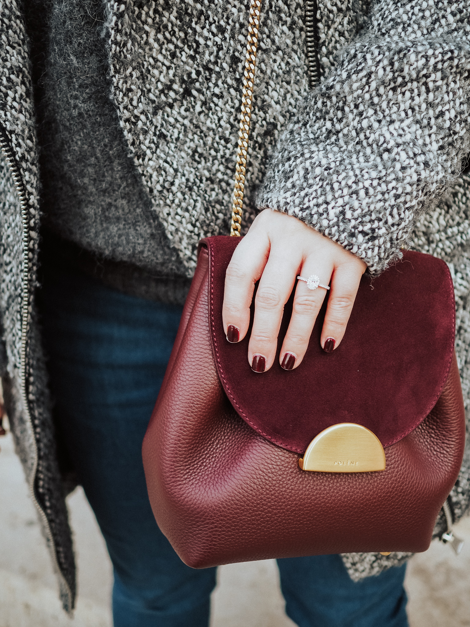 Curious if the Polene Numero Un Mini is worth it? Find out in Kelsey from Blondes and Bagels' Polene Numero Un Mini Review!