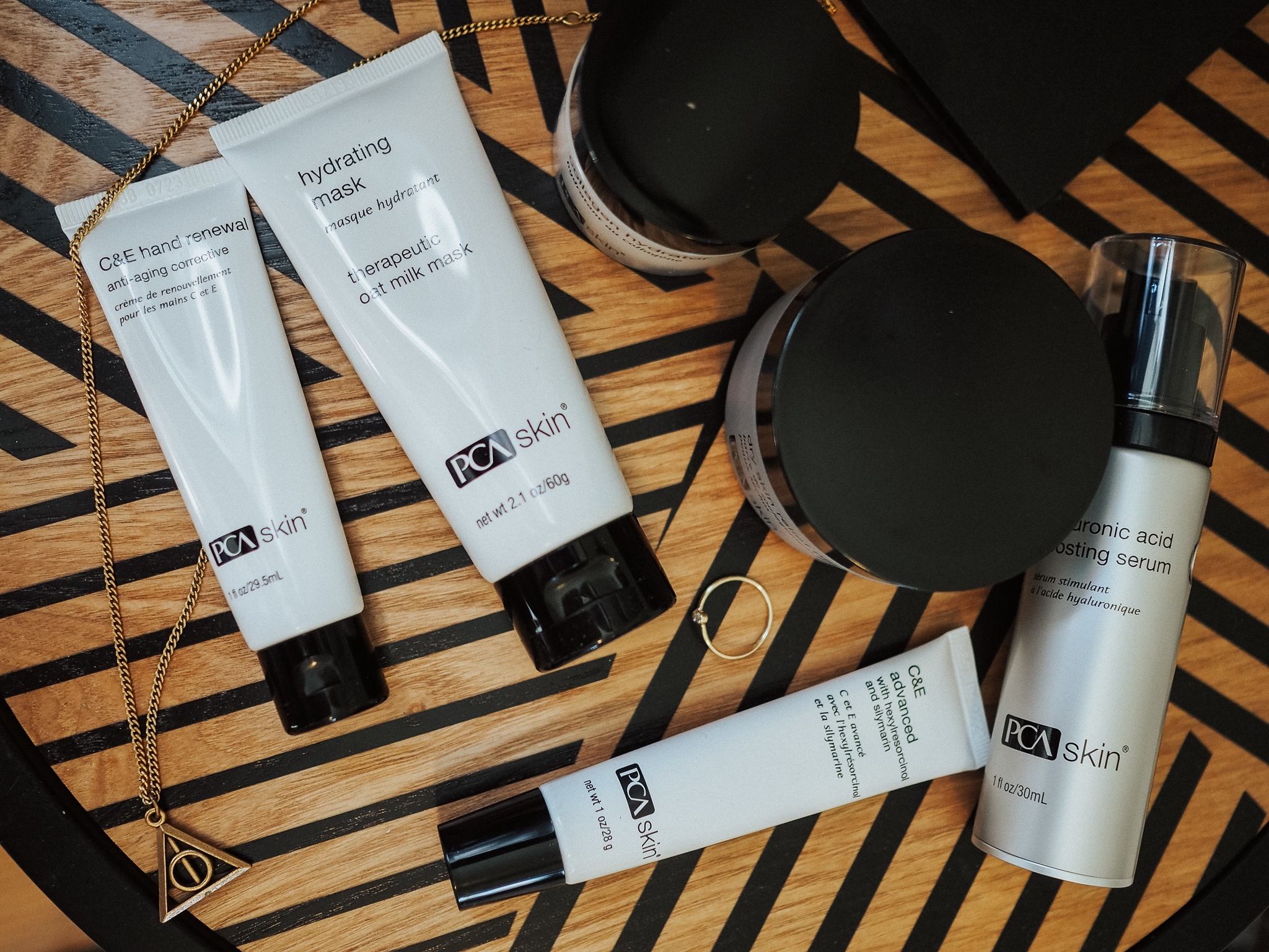 Always wanted to try PCA skin products but didn't know where to start? Find out the best PCA skin products for dry skin in this blog post.