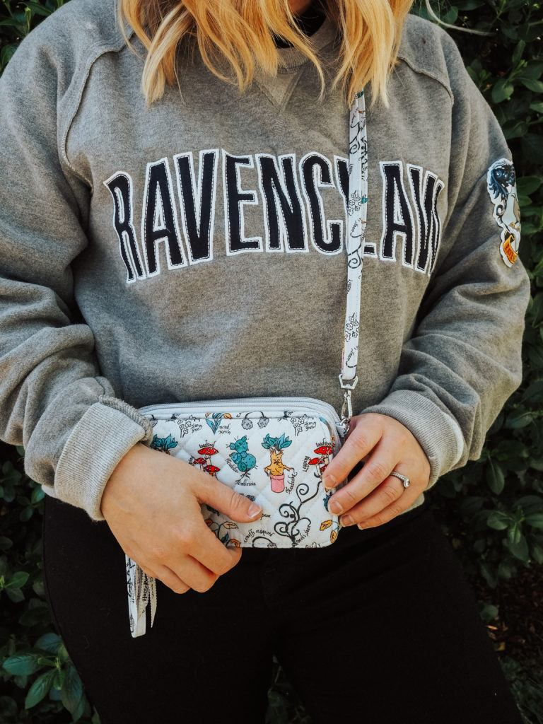 The new Vera Bradley Harry Potter collection has launched - and it's Herbology themed! Check out this new launch!