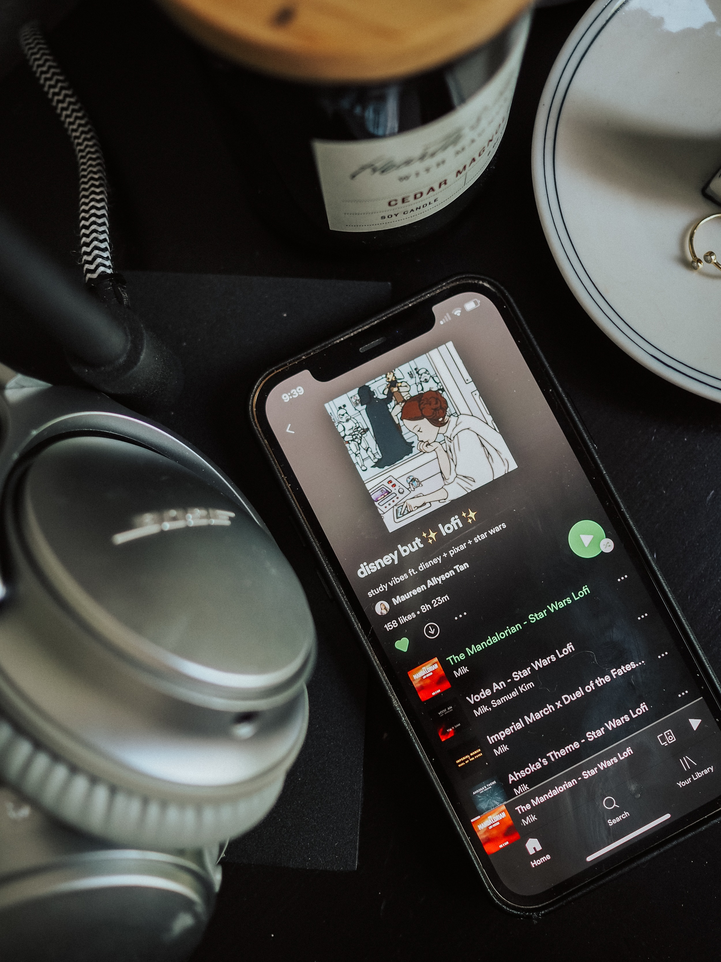 Find the best Spotify playlist for every occasion in this blog post guide. From working out to general vibes - this list has it all.