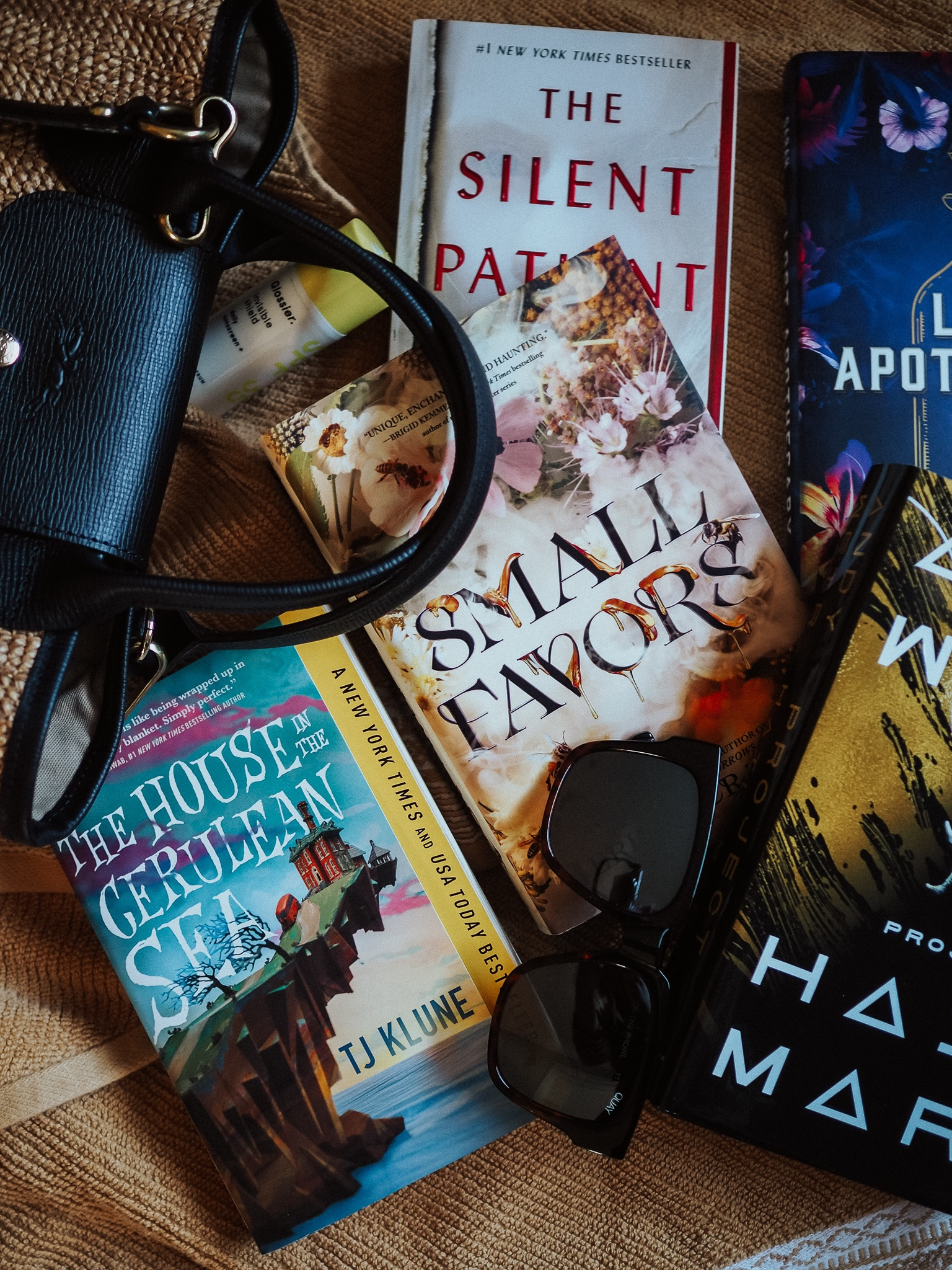 Beach reads don't have to be for summer reading lists only. These page turners will keep you enthralled year round.